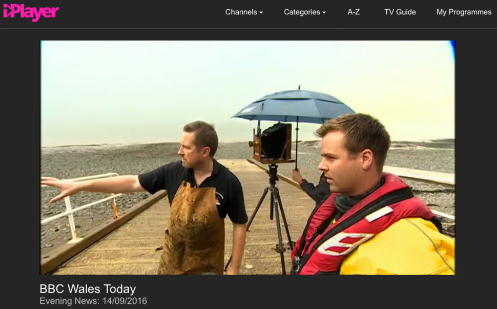 The Lifeboat Station Project by Jack Lowe on the BBC