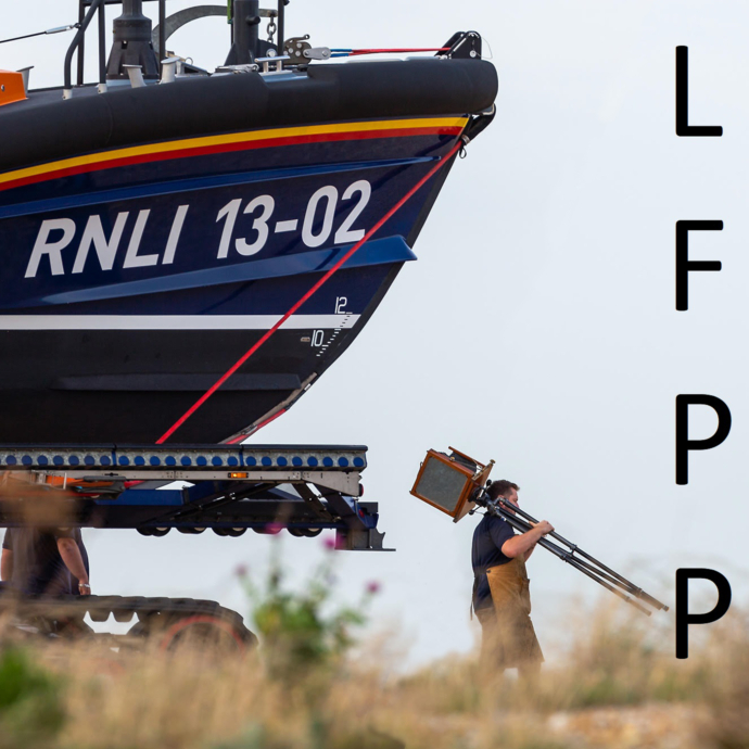 The Lifeboat Station Project by Jack Lowe on The Large Format Photography Podcast