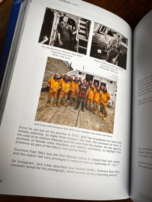 The Lifeboat Station Project in Dauntless Courage by David Carroll (p268)